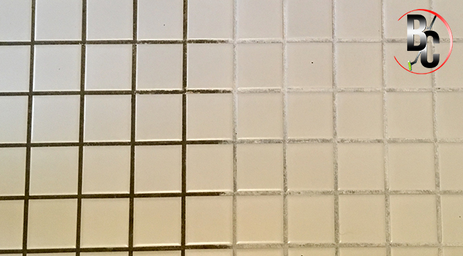 HOW TO CLEAN GROUT AND GET IT WHITE AGAIN