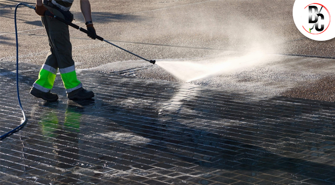 The Safety Measures that High Pressure Washing Professionals Take